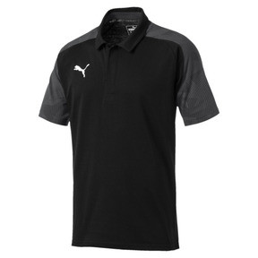 Thumbnail 4 of Polo CUP Sideline pour homme, Puma Black-Asphalt, medium