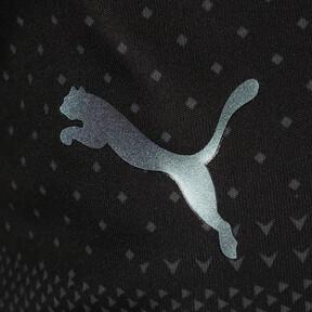 Thumbnail 3 of キッズ FTBLNXT LS グラフィックシャツ ジュニア, Puma Black-Iron Gate, medium-JPN