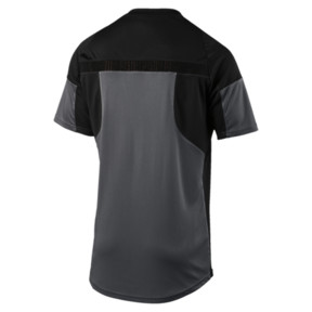 Thumbnail 4 of FTBLNXT グラフィックシャツ, Puma Black-Iron Gate, medium-JPN