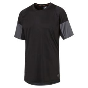Thumbnail 1 of FTBLNXT グラフィックシャツ, Puma Black-Iron Gate, medium-JPN