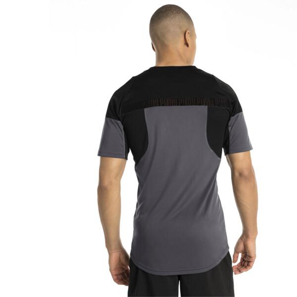FTBLNXT グラフィックシャツ, Puma Black-Iron Gate, large-JPN