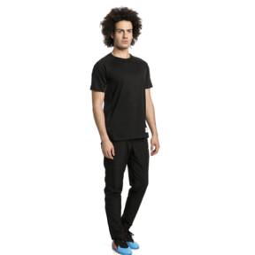 Thumbnail 3 of ftblNXT Casuals Graphic Herren Fußball T-Shirt, Puma Black-Charcoal Gray, medium