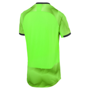 Thumbnail 5 of ftblNXT Graphic Men's Training Top, Green Gecko-Ebony, medium