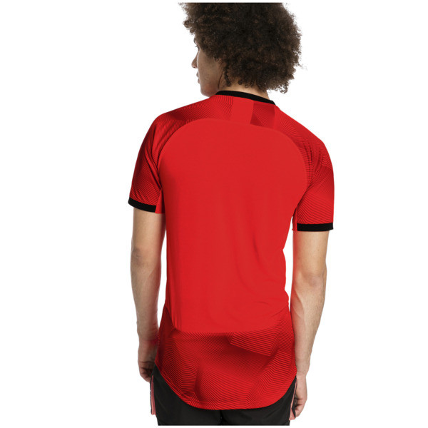 T-Shirt ftblNXT Graphic pour homme, Red Blast-Puma Black, large