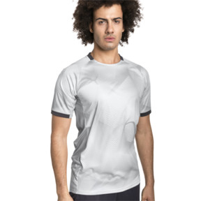 Thumbnail 2 of ftblNXT Graphic Men's Training Top, High Rise-Ebony, medium