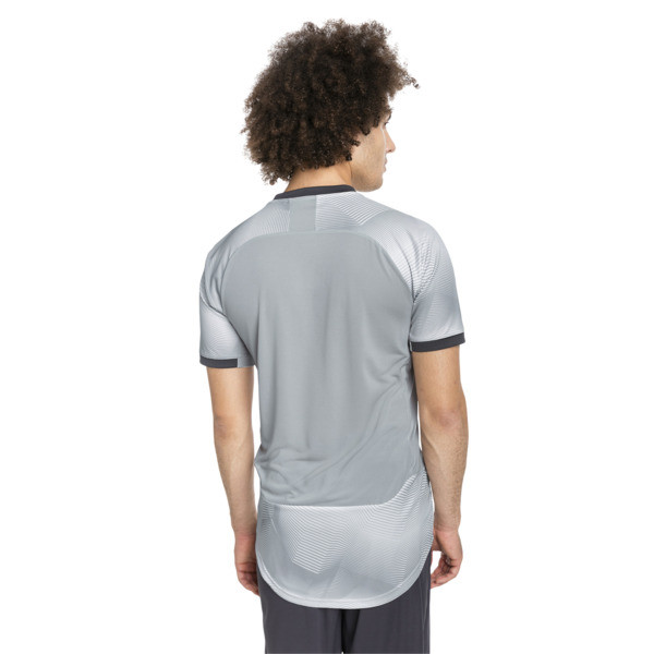 ftblNXT Graphic Men's Training Top, High Rise-Ebony, large