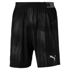Thumbnail 5 of ftblNXT Herren Fußball Shorts, Puma Black-Red Blast, medium