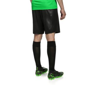 Thumbnail 2 of ftblNXT Herren Fußball Shorts, Puma Black-Red Blast, medium