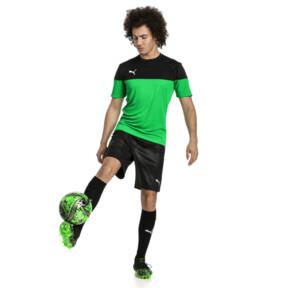 Thumbnail 3 of ftblNXT Herren Fußball Shorts, Puma Black-Red Blast, medium