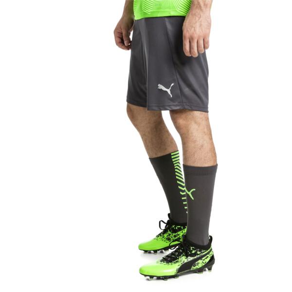 ftblNXT Graphic Men's Shorts, -Green Gecko, large