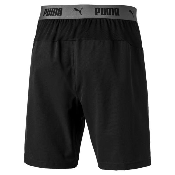 ftblNXT Pro Men's Shorts, Puma Black-Red Blast, large