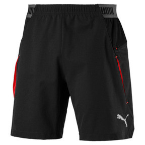 Thumbnail 5 of ftblNXT Pro Men's Football Shorts, Puma Black-Red Blast, medium