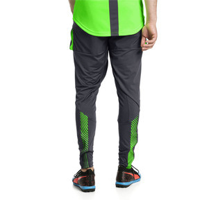 Thumbnail 3 of ftblNXT Men's Pro Training Pants, Ebony-Green Gecko, medium