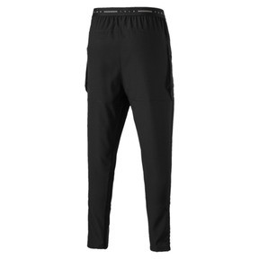 Thumbnail 5 of ftblNXT Casual Men's Football Pants, Puma Black-Charcoal Gray, medium