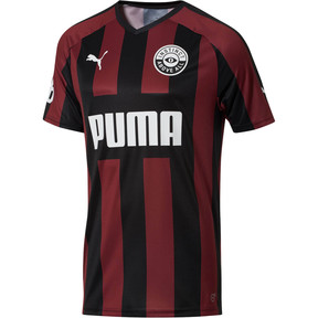 Thumbnail 1 of Instinct Jersey 1, Pomegranate-Puma Black, medium
