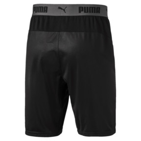 Thumbnail 5 of ftblNXT Men's Football Shorts, Puma Black-Red Blast, medium
