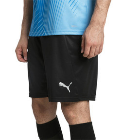 Thumbnail 1 of ftblNXT Men's Football Shorts, Puma Black-Red Blast, medium