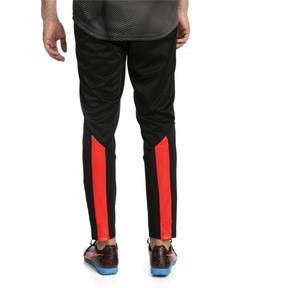 Thumbnail 2 of ftblNXT Men's Pants, Puma Black-Red Blast, medium