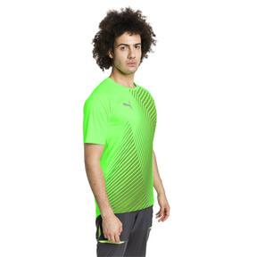 Thumbnail 1 of ftblNXT Core Men's Football Graphic Tee, Green Gecko-Ebony, medium