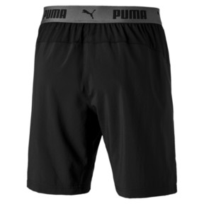 Thumbnail 5 of ftblNXT Woven Men's Shorts, Puma Black-Red Blast, medium