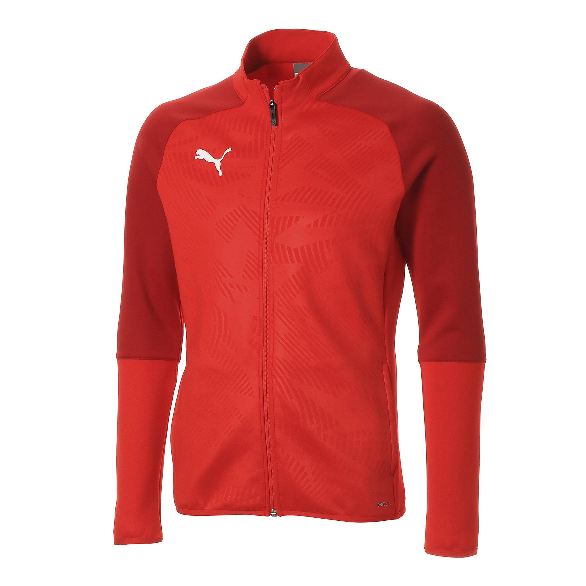 【プーマ公式通販】 プーマ カップ トレーニング ジャケット メンズ Puma Red |PUMA.com