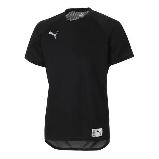 FTBLNXT カジュアル SS メッシュ Tシャツ