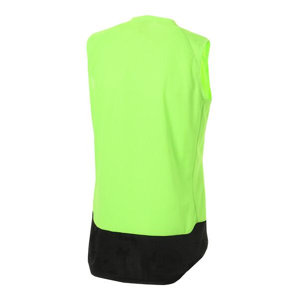 FTBLNXT カジュアル SL グラフィックシャツ (タンクトップ), Green Gecko, large-JPN