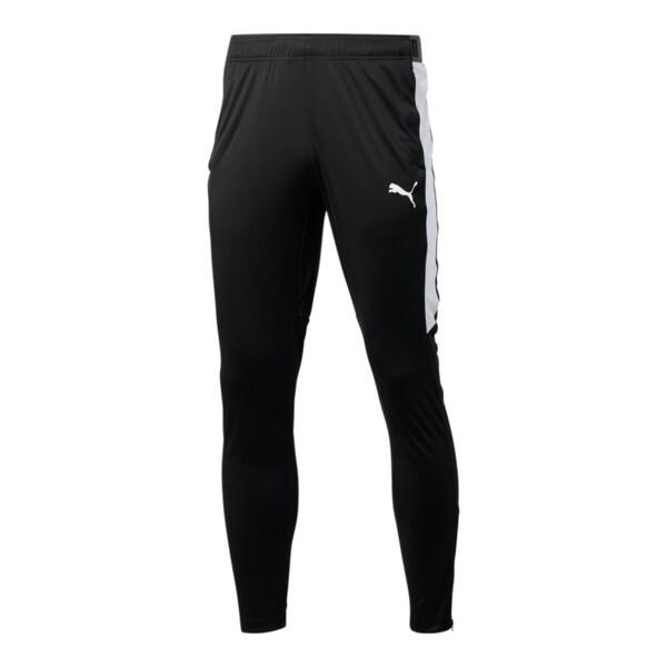 Pantalones Speed para hombre, Puma Black-Puma White, grande
