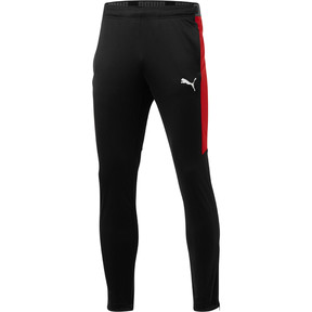 Thumbnail 2 of Men's Speed Pants, Puma Black-Puma Red, medium