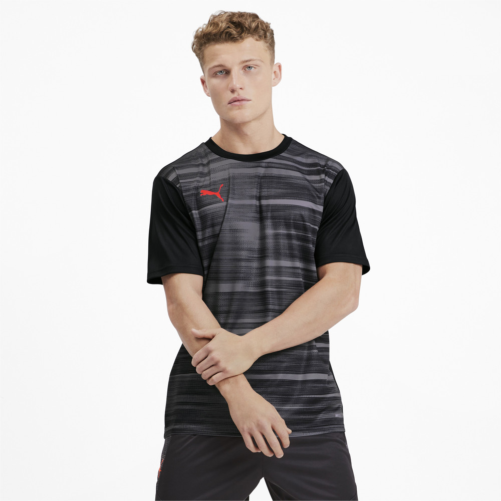 Изображение Puma Футболка ftblNXT Graphic Shirt Core #1