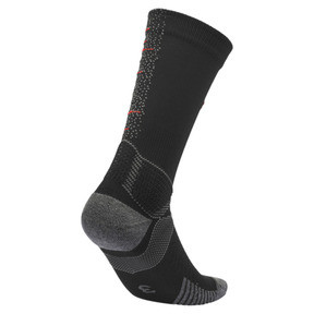 Thumbnail 2 of Team ftblNXT Herren Fußball Socken, Puma Black-Nrgy Red, medium
