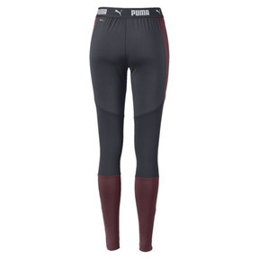 Thumbnail 2 of ftblNXT Women's Pants, Ebony-Vineyard Wine, medium