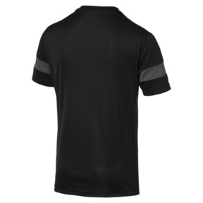Thumbnail 5 of ftblPLAY Herren Trainingsshirt, Puma Black-Asphalt, medium