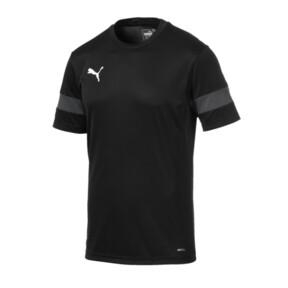 Thumbnail 4 of ftblPLAY Herren Trainingsshirt, Puma Black-Asphalt, medium