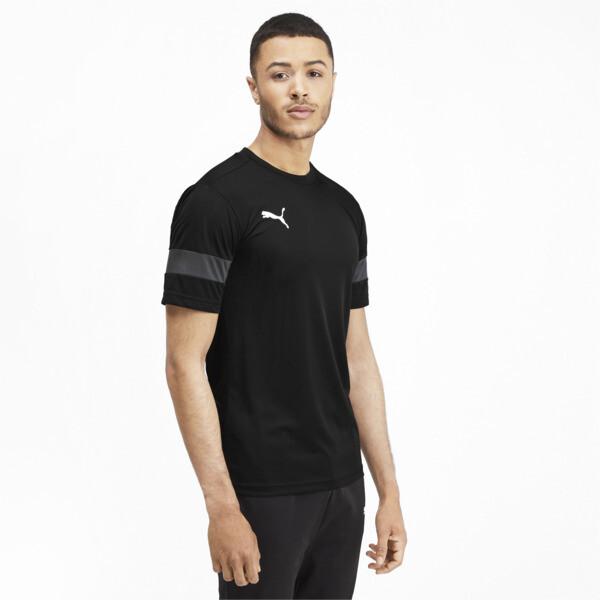 ftblPLAY Herren Trainingsshirt, Puma Black-Asphalt, large