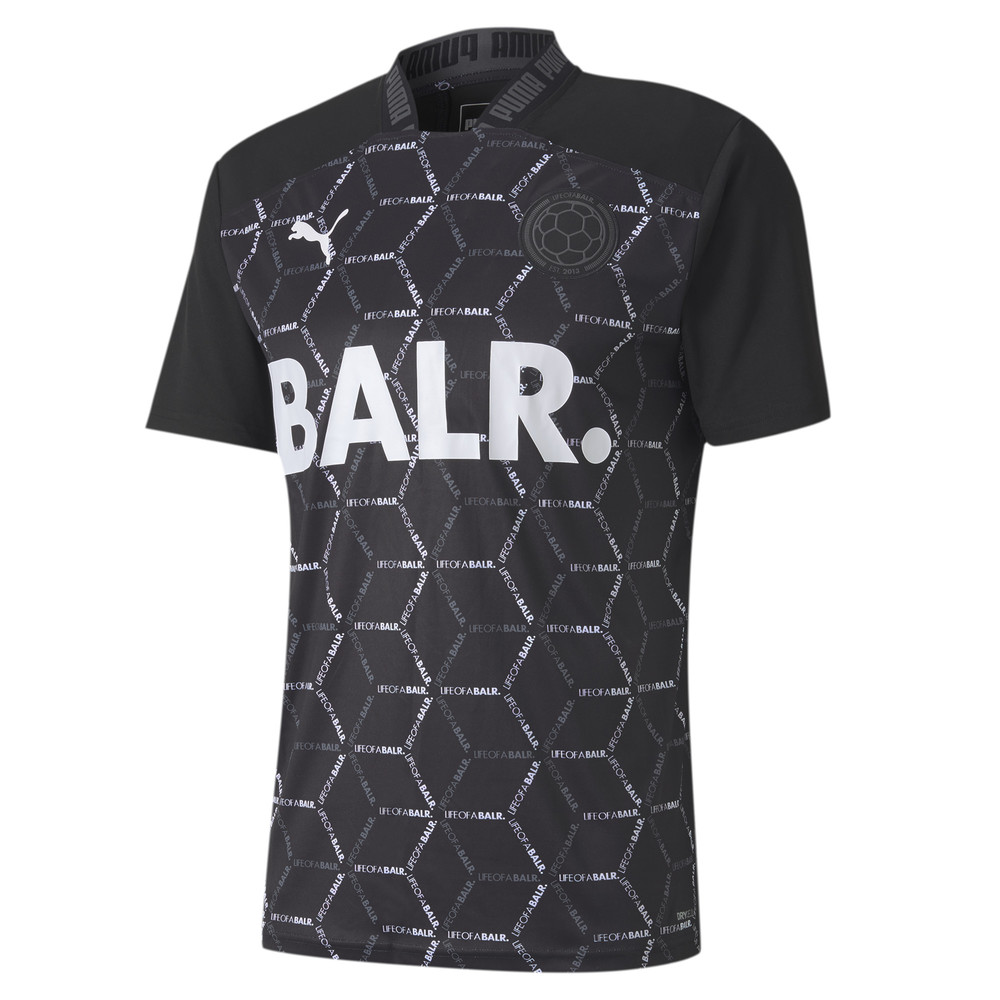 Image Puma PUMA x BALR. Men's Match Shirt #1