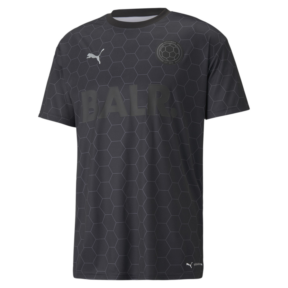 Image PUMA PUMA x BALR. Men's Football Jersey #1