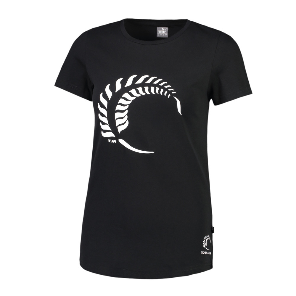 Image PUMA Silver Ferns Women's Graphic Tee #1