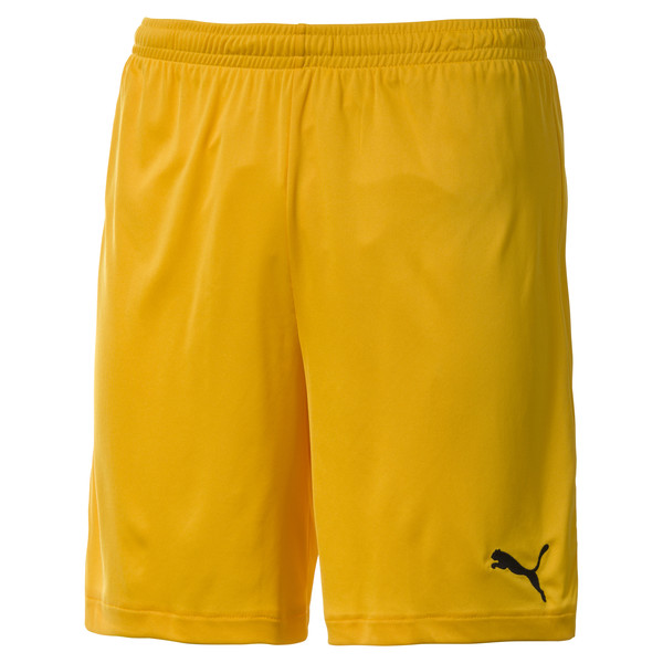 Short de foot Velize, team yellow-black, large