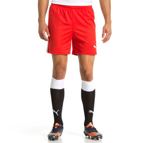 Thumbnail 2 of Fußballshorts, puma red-white, medium
