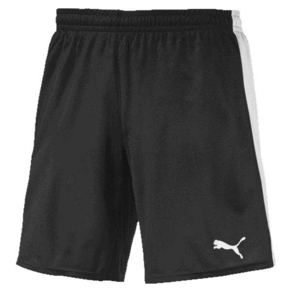 Shorts, black-white, large