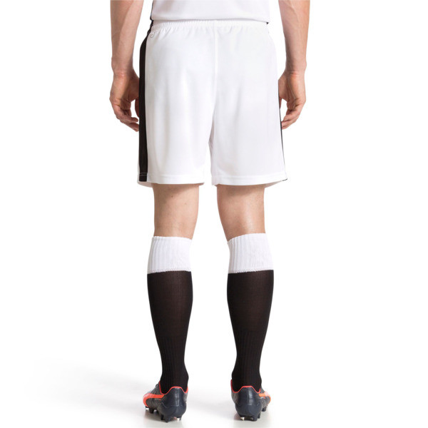 Pitch Shorts, white-black, large
