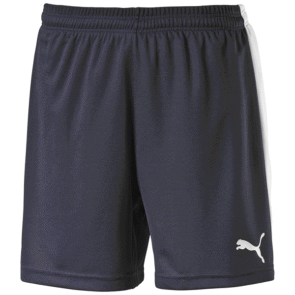 Short de foot, new navy-white, large