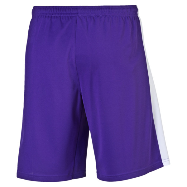 Short de foot, team violet-white, large
