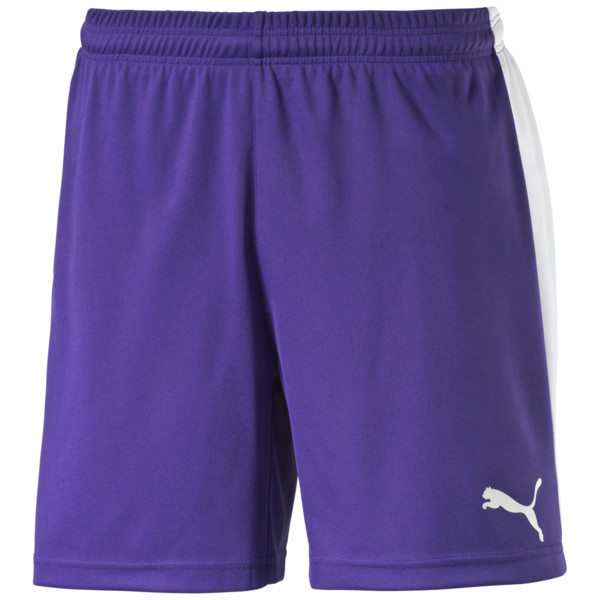 Pitch Shorts, team violet-white, large