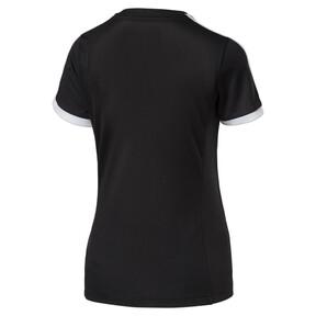 Thumbnail 2 of Football Women's Pitch Jersey, black-white, medium