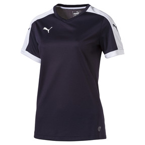 Thumbnail 1 of Football Women's Pitch Jersey, new navy-white, medium