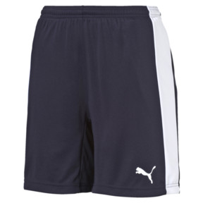Thumbnail 1 of Football Women's Pitch Shorts, new navy-white, medium