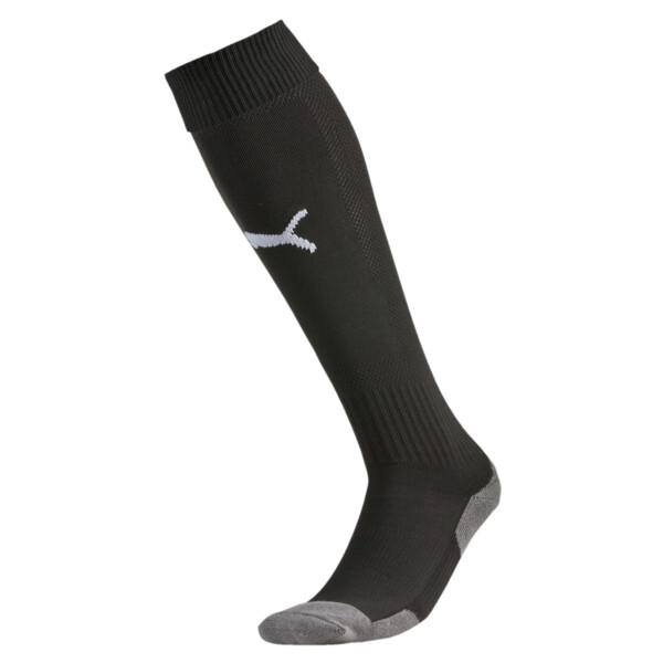 Fußball Striker Socken, black-white, large