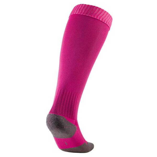 Fußball Striker Socken, fluo flash pink, large